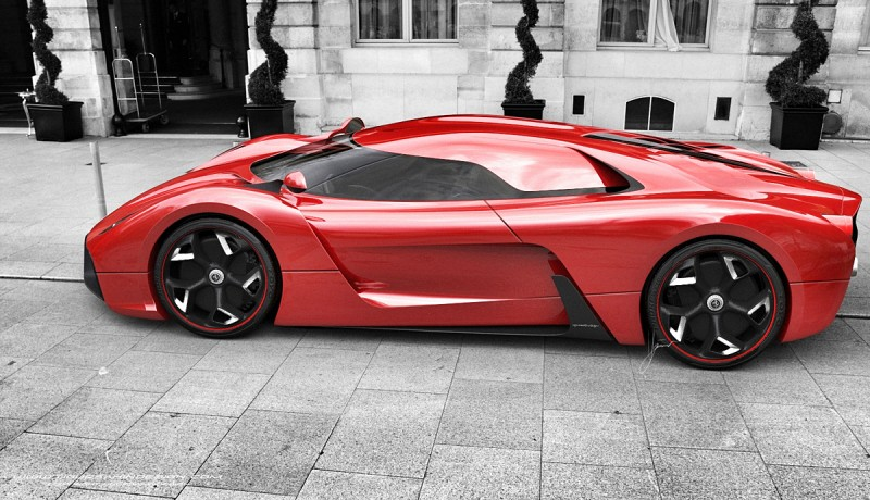 Car-Revs-Daily.com UGUR SAHIN DESIGN Project F 7