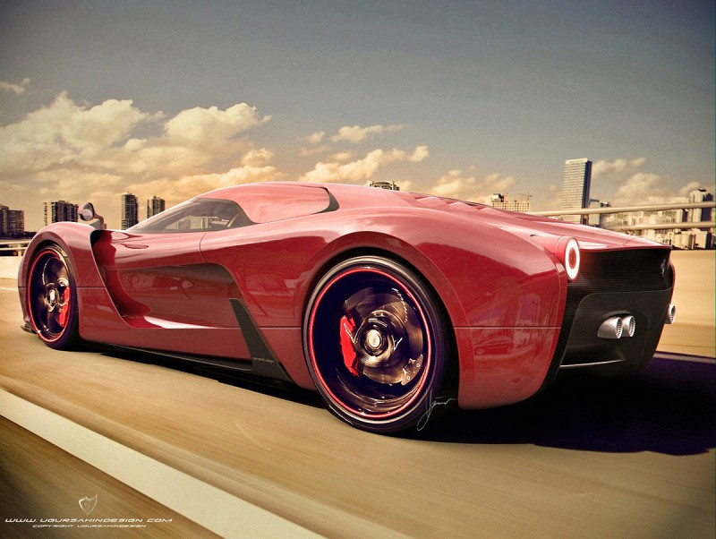 Car-Revs-Daily.com UGUR SAHIN DESIGN Project F 8