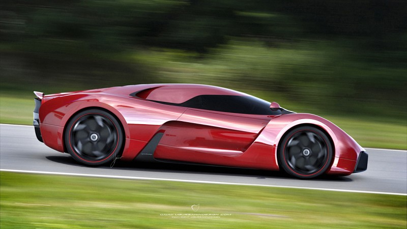 Car-Revs-Daily.com UGUR SAHIN DESIGN Project F 9