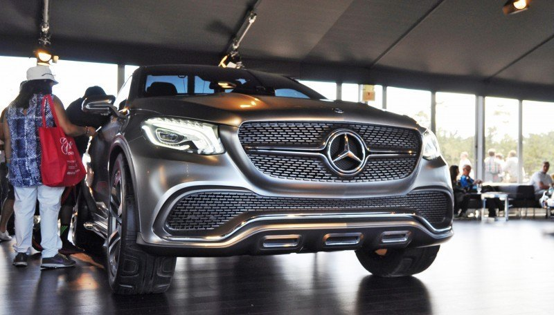Car-Revs-Daily.com USA Debut in 80 New Photos - 2014 Mercedes-Benz Concept Coupé SUV 19