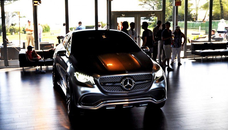 Car-Revs-Daily.com USA Debut in 80 New Photos - 2014 Mercedes-Benz Concept Coupé SUV 27