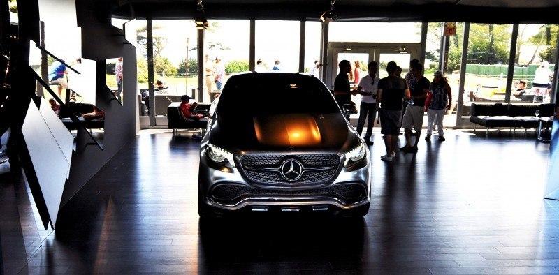 Car-Revs-Daily.com USA Debut in 80 New Photos - 2014 Mercedes-Benz Concept Coupé SUV  30