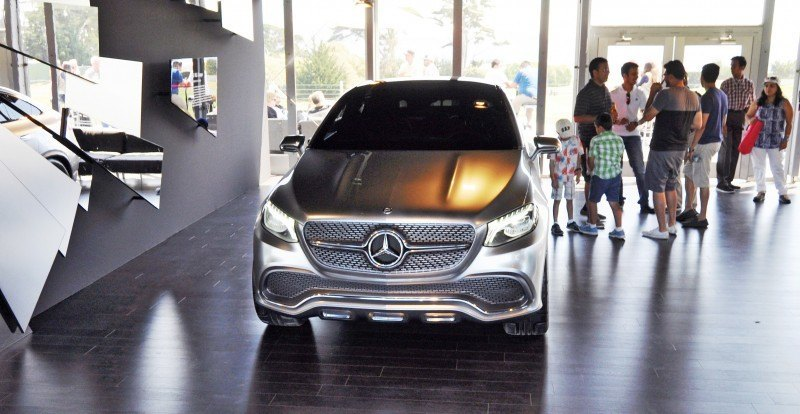 Car-Revs-Daily.com USA Debut in 80 New Photos - 2014 Mercedes-Benz Concept Coupé SUV 33