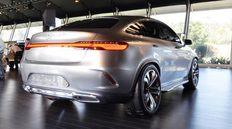 Car-Revs-Daily.com USA Debut in 80 New Photos - 2014 Mercedes-Benz Concept Coupé SUV 34