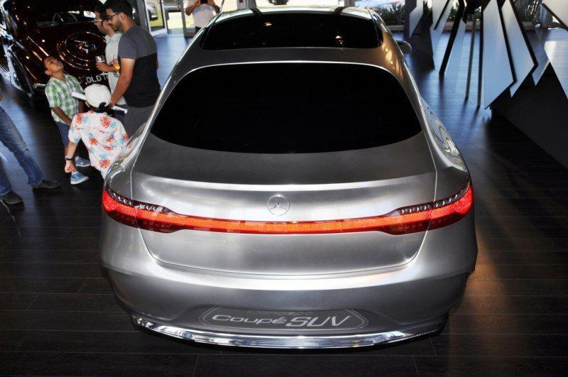 Car-Revs-Daily.com USA Debut in 80 New Photos - 2014 Mercedes-Benz Concept Coupé SUV 36