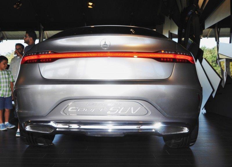 Car-Revs-Daily.com USA Debut in 80 New Photos - 2014 Mercedes-Benz Concept Coupé SUV  37