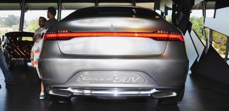 Car-Revs-Daily.com USA Debut in 80 New Photos - 2014 Mercedes-Benz Concept Coupé SUV 38