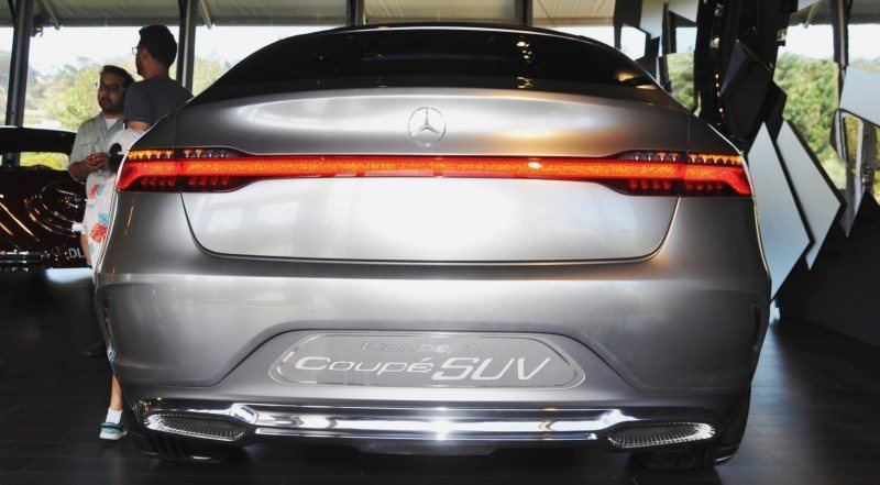Car-Revs-Daily.com USA Debut in 80 New Photos - 2014 Mercedes-Benz Concept Coupé SUV 39