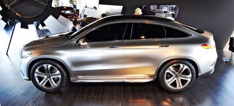 Car-Revs-Daily.com USA Debut in 80 New Photos - 2014 Mercedes-Benz Concept Coupé SUV 47