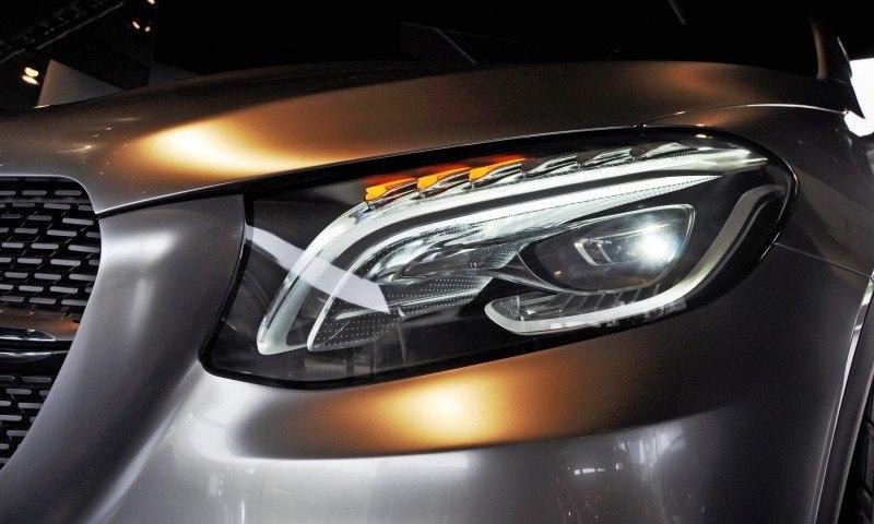 Car-Revs-Daily.com USA Debut in 80 New Photos - 2014 Mercedes-Benz Concept Coupé SUV  51