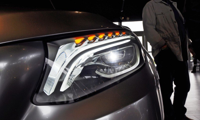 Car-Revs-Daily.com USA Debut in 80 New Photos - 2014 Mercedes-Benz Concept Coupé SUV 58