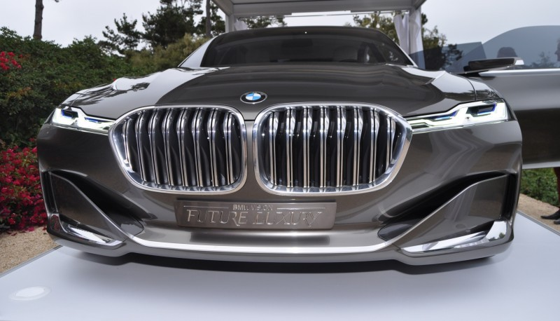 Car-Revs-Daily.com Updated with USA Debut - 2014 BMW Vision Future Luxury Concept  14
