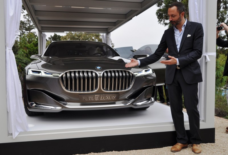 Car-Revs-Daily.com Updated with USA Debut - 2014 BMW Vision Future Luxury Concept 6