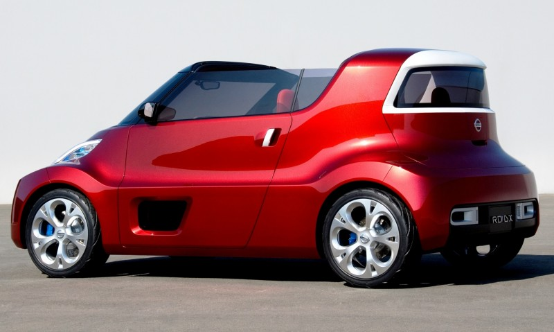 Car-Revs-daily.com Concept Flashback - 2007 Nissan Round Box 4