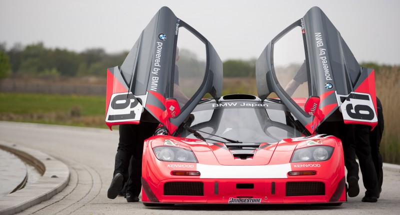 CarRevsDaily - Supercar Legends - McLaren F1 Wallpaper 19