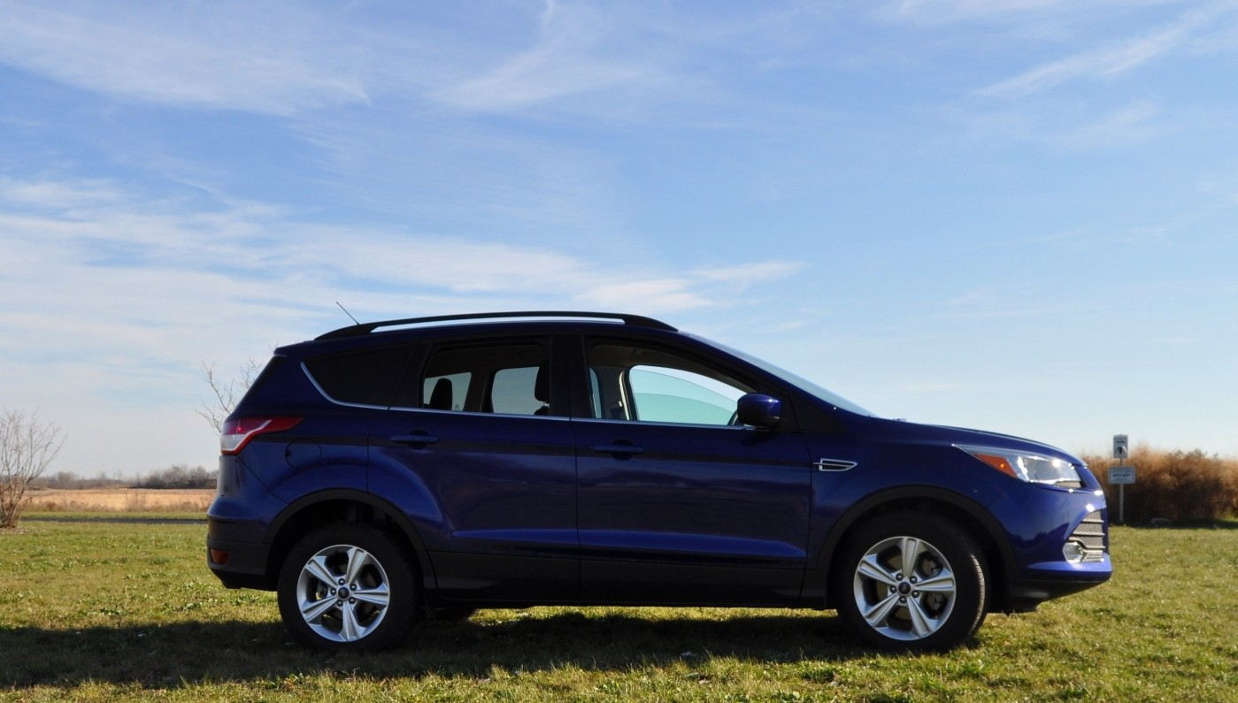 road test review 2014 ford escape se 1 6 ecoboost. Cars Review. Best American Auto & Cars Review