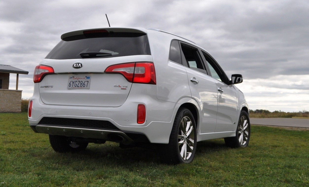 2016 Kia Sorento Paris Preview Shows Deeply Sexy New