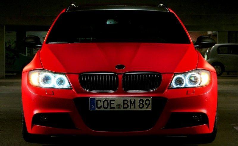 CarRevsDaily.com - BBM BMW 330 Dynojet Ausdruck 10