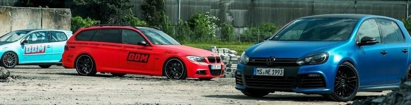 CarRevsDaily.com - BBM BMW 330 Dynojet Ausdruck 11