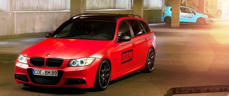 CarRevsDaily.com - BBM BMW 330 Dynojet Ausdruck 7