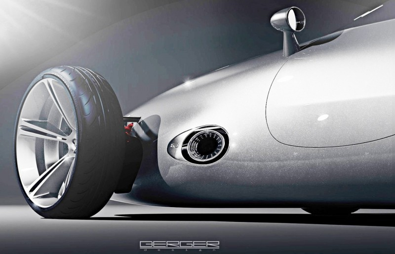 CarRevsDaily.com - Phil Berger Envisions Future Silver Arrow Racer 15