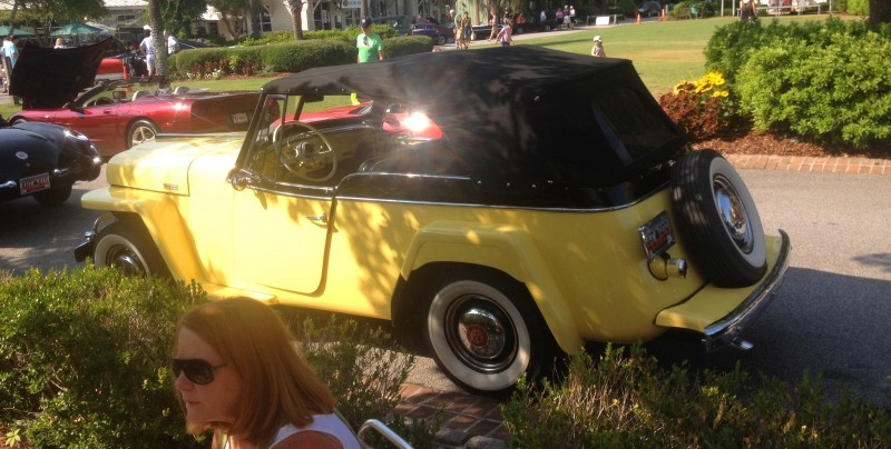 Cars & Coffee - 1949 Willys Overland Jeepster is Rare, Immaculate Example of First-Ever Crossover SUV 2