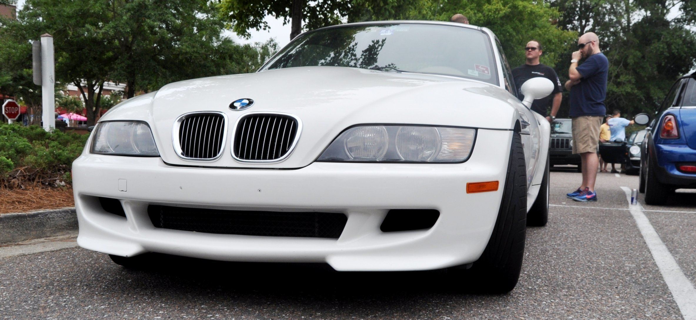 Charleston Cars & Coffee Gallery - 1999 BMW M Coupe - Vunder ...