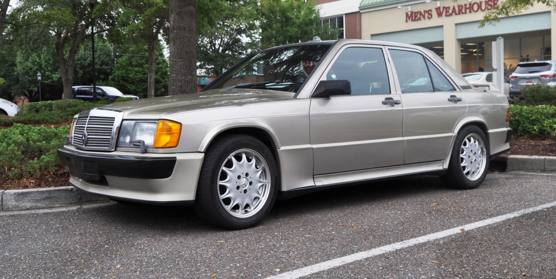Luxury Cars Of Charleston >> Charleston Cars and Coffee Gallery - 1989 Mercedes-Benz 190E 2.3-16 Cosworth is For Sale!