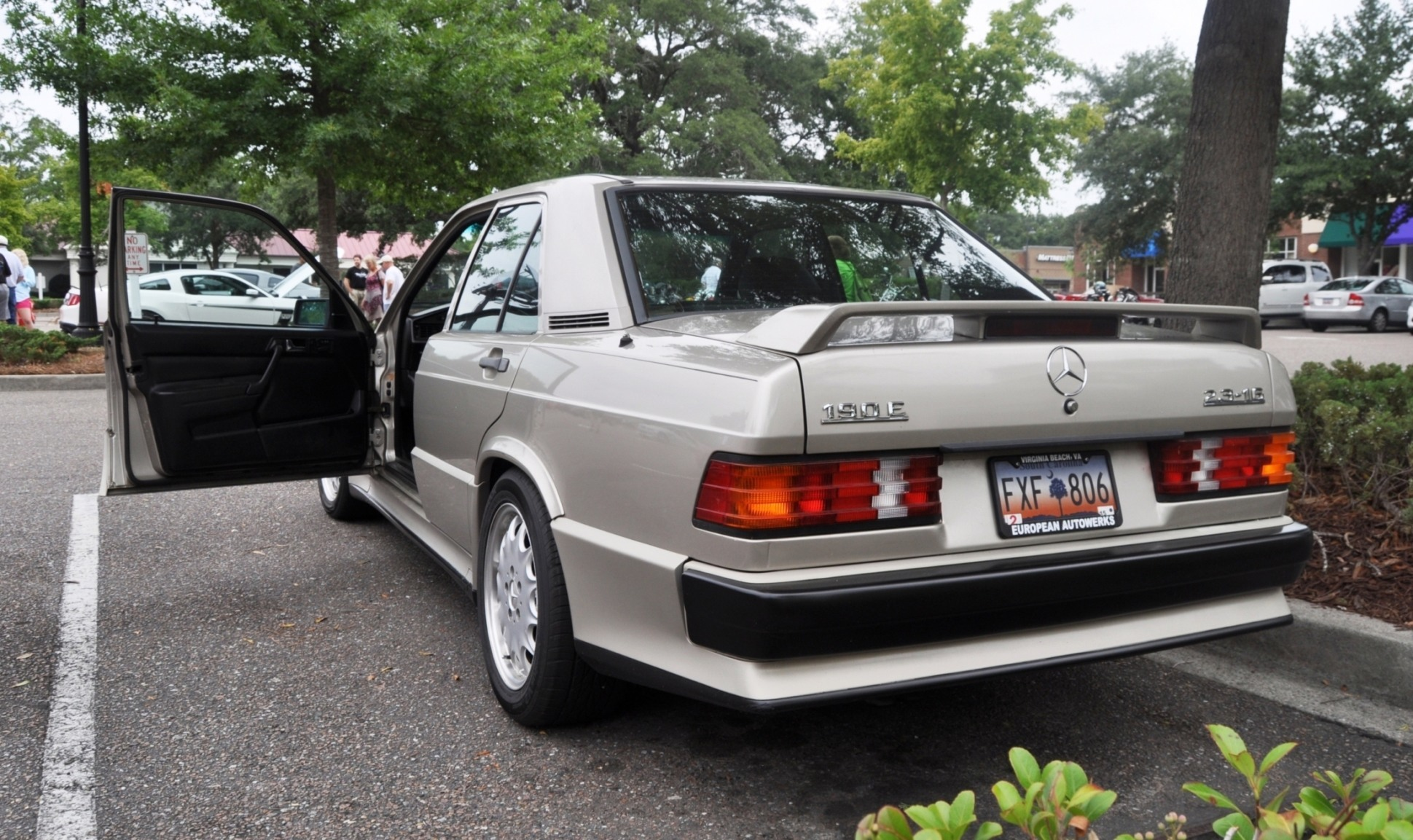 Charleston Cars And Coffee Gallery 1989 Mercedes Benz