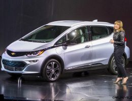 Barra Delivers!  2017 Chevrolet BOLT EV – $30k Price and 200+ Mile Range Should Worry i3, Leaf and Prius PHEV