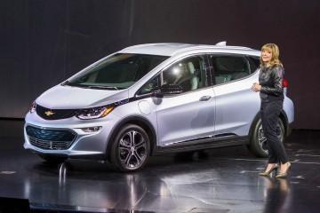 Barra Delivers!  2017 Chevrolet BOLT EV – $30k Price and 200+ Mile Range Should Worry i3, Leaf and Prius PHEV