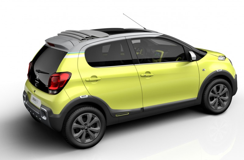 Citroen C1 Urban Ride Concept 2