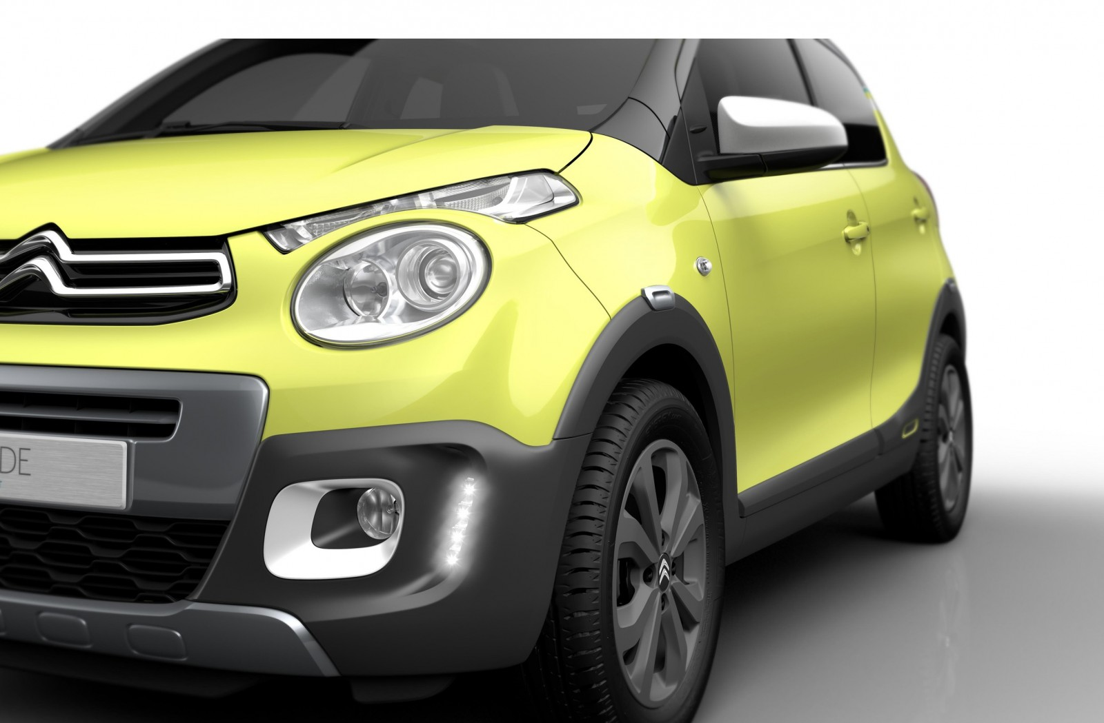 Citroen C1 Urban Ride Concept 3