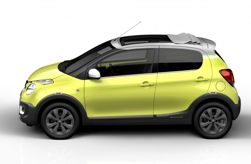 Citroen C1 Urban Ride Concept 4