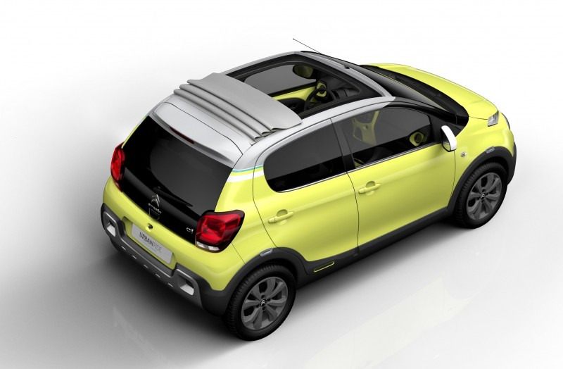 Citroen C1 Urban Ride Concept 5