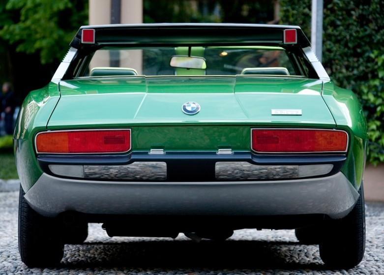 Concept Debrief - 1969 BMW 2800 Spicup Was Bertone Spider-Coupe Prototype 17