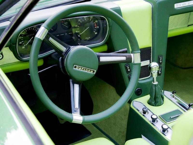 Concept Debrief - 1969 BMW 2800 Spicup Was Bertone Spider-Coupe Prototype 18