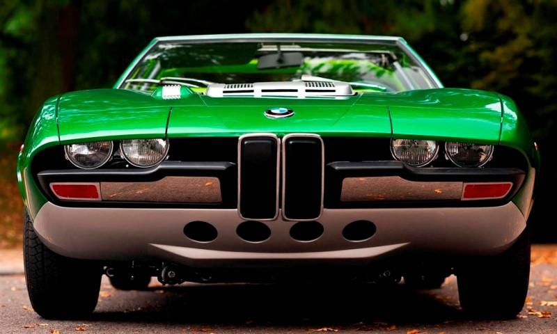 Concept Debrief - 1969 BMW 2800 Spicup Was Bertone Spider-Coupe Prototype 23