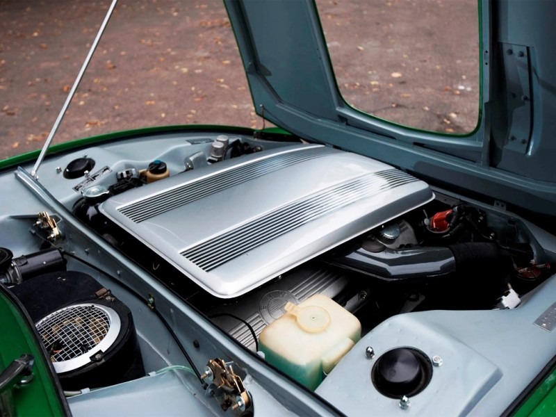 Concept Debrief - 1969 BMW 2800 Spicup Was Bertone Spider-Coupe Prototype 25