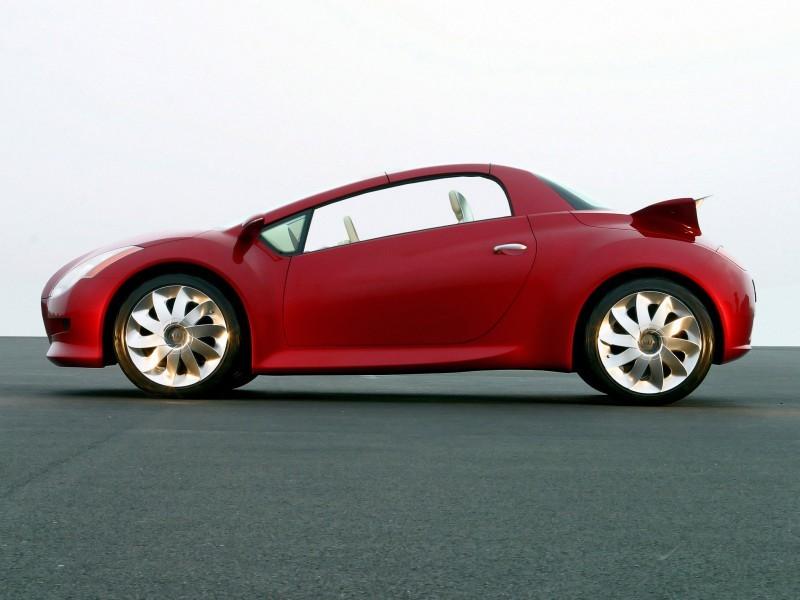 Concept Debrief - 2004 Kia KCV III 5