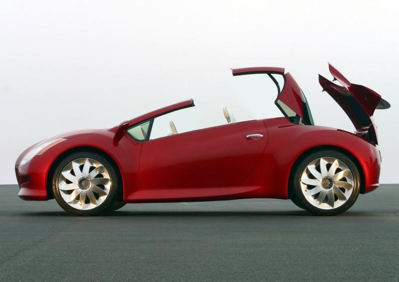 Concept Debrief - 2004 Kia KCV III 6