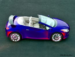 Concept Debrief – 2004 Kia KCV III – Glass-Roof CC Showed Newfound Design/Execution Skills