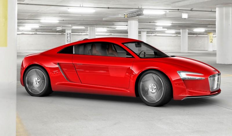 Concept Debrief - 2010 Audi e-tron and e-tron Spyder 11