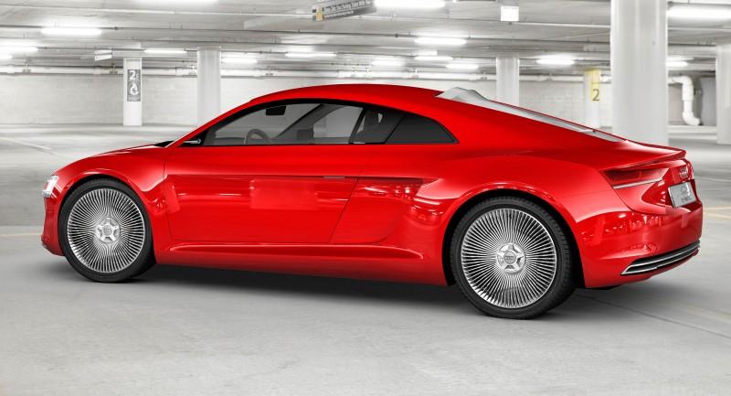 Concept Debrief - 2010 Audi e-tron and e-tron Spyder  12