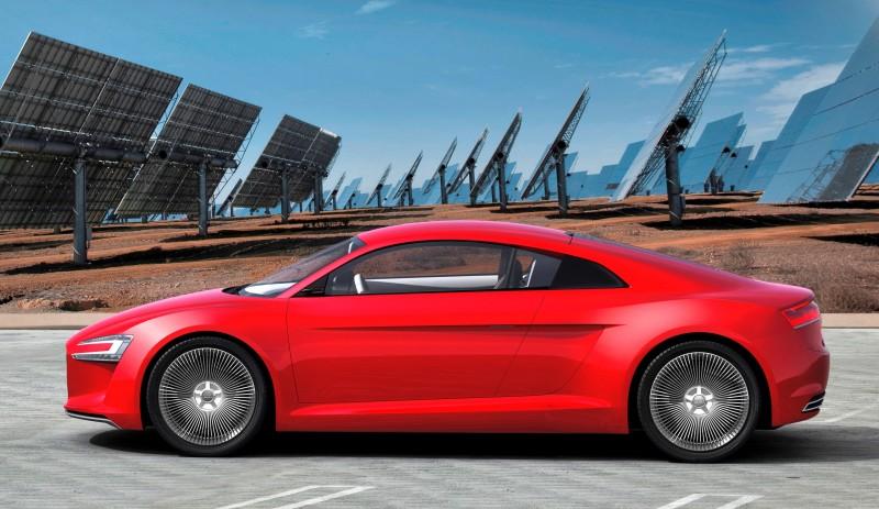 Concept Debrief - 2010 Audi e-tron and e-tron Spyder 13