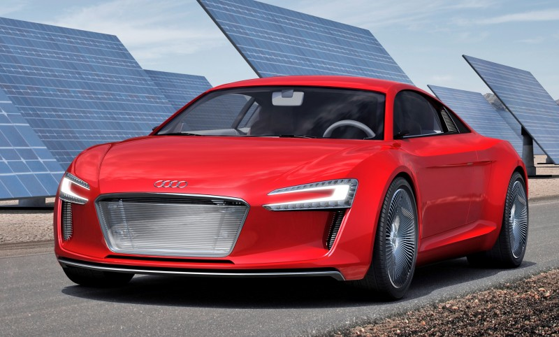 Concept Debrief - 2010 Audi e-tron and e-tron Spyder 14