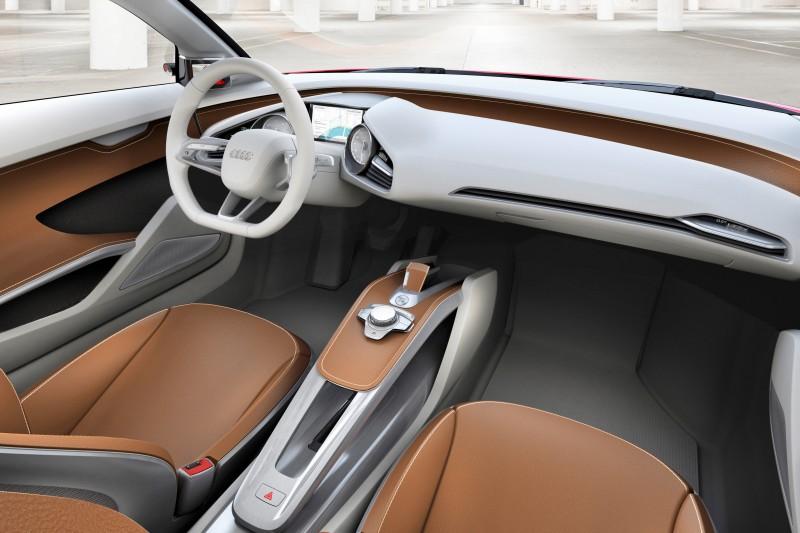 Concept Debrief - 2010 Audi e-tron and e-tron Spyder  40