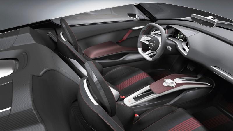 Concept Debrief - 2010 Audi e-tron and e-tron Spyder Concept Debrief - 2010 Audi e-tron and e-tron Spyder Concept Debrief - 2010 Audi e-tron and e-tron Spyder Concept Debrief - 2010 Audi e-tron and e-tron Spyder