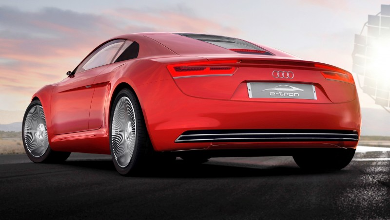Concept Debrief - 2010 Audi e-tron and e-tron Spyder  7