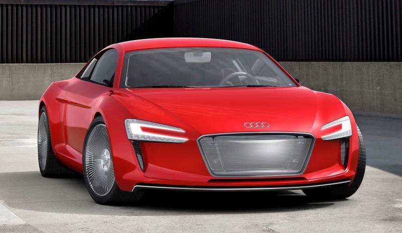 Concept Debrief - 2010 Audi e-tron and e-tron Spyder  8